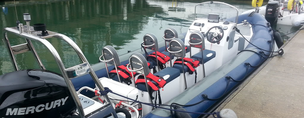 RYA Powerboat Level 2 south Coast
