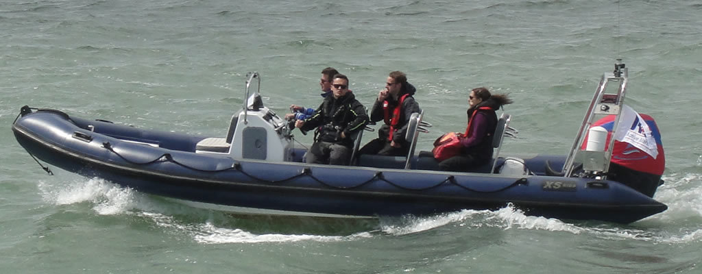 RYA Powerboat Level 2 Solent