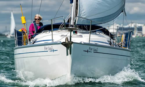 Bavaria 30 For 6 Persons From £454