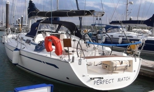 Bavaria 35 Match For 6 Persons