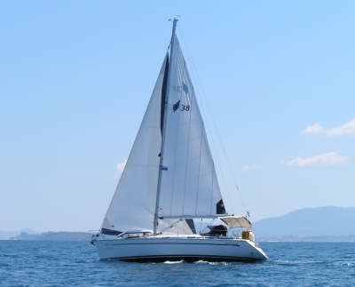 End Of Bareboat Yacht Charter