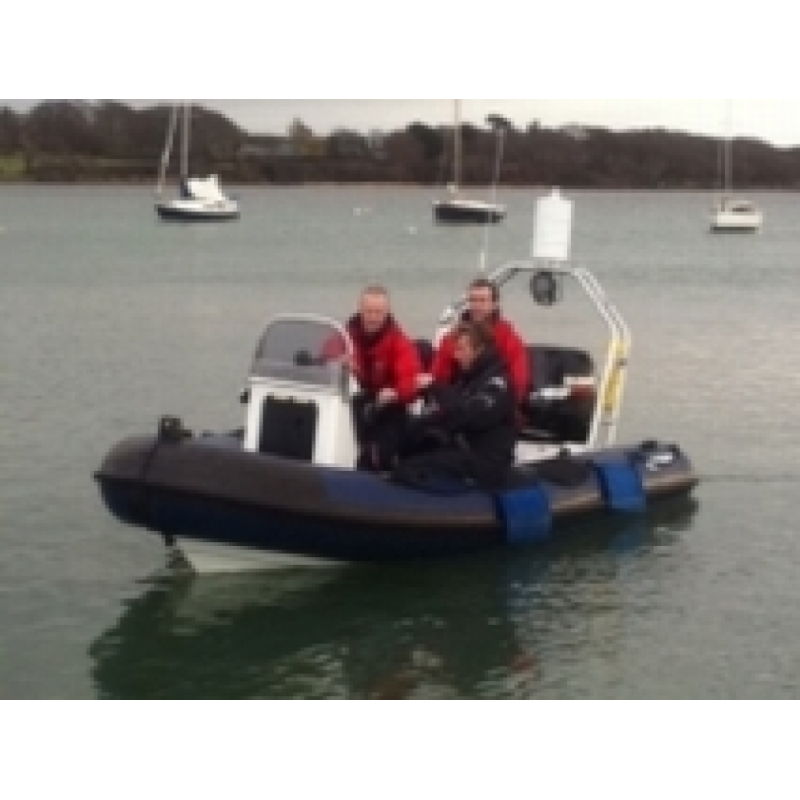 RYA Powerboat Level 2 ICC Course