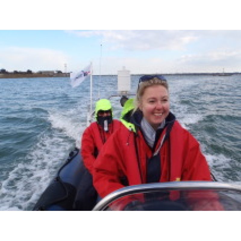River Hamble RYA Powerboat Level 2 ICC Courses