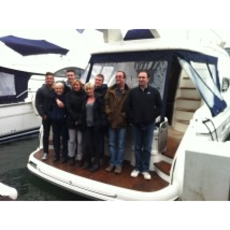 Solent Yacht Charter Start Early