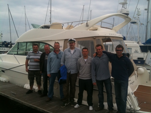Stag Party Yacht Charter