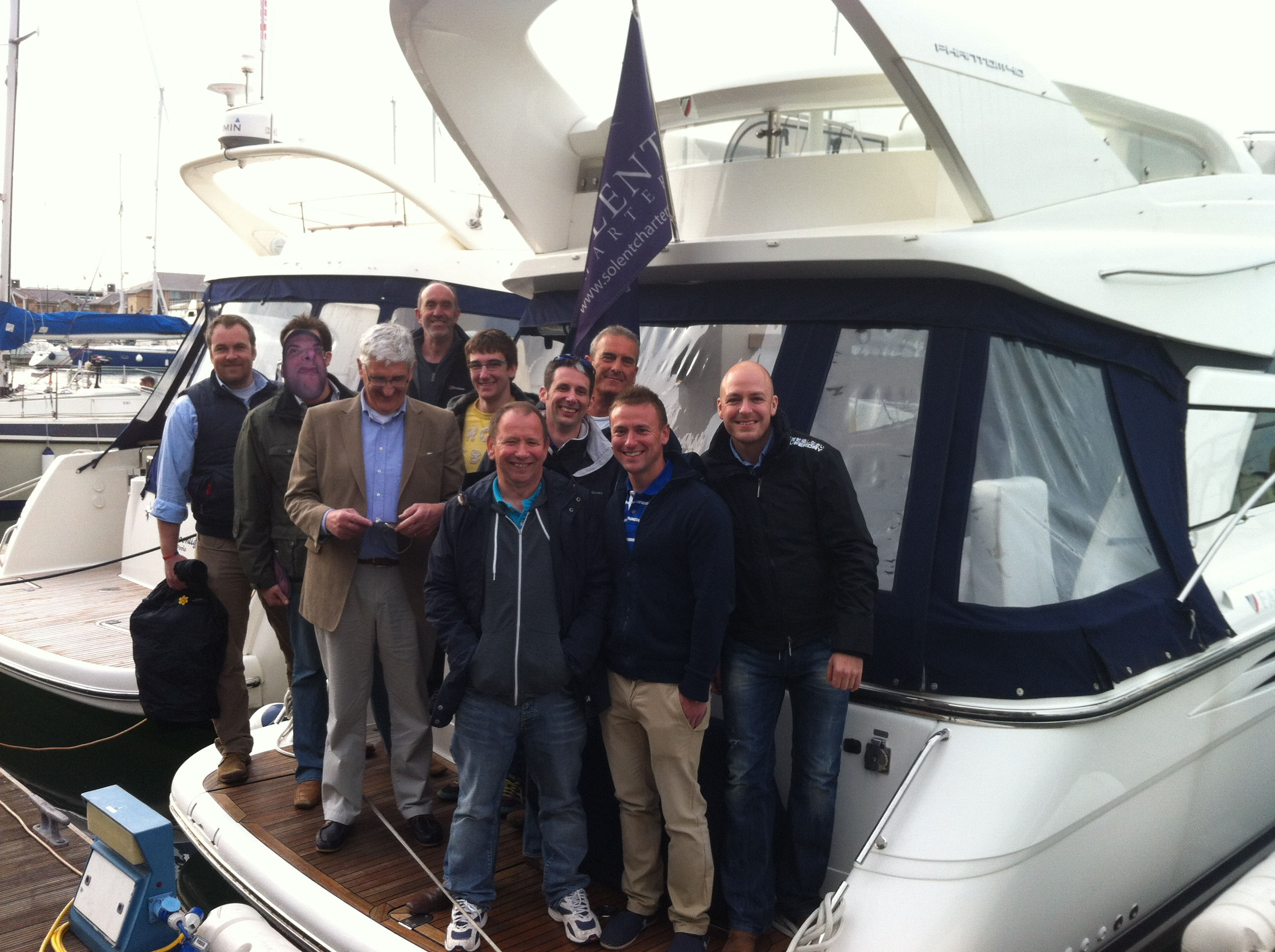 Stag Do Yacht Charter