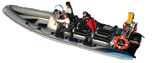 Solent Rib Charter Christmas Gifts