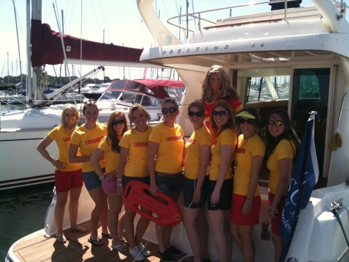 Solent Yacht Hen Party