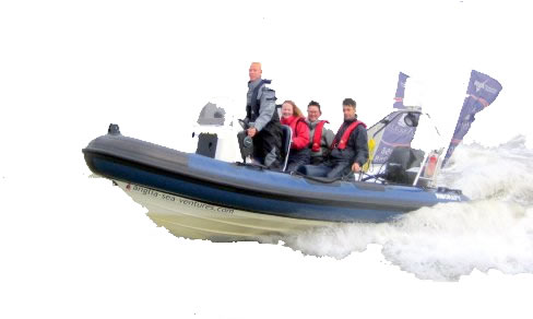 RYA Powerboat Level 2 Training Courses