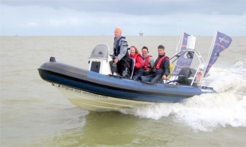 Southampton RYA Power Boat Level 2 Training Course